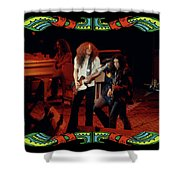 L S  At Winterland Shower Curtain