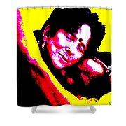 Ma Jaya Sati Bhagavati 17 Shower Curtain by Eikoni Images