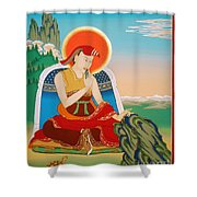 Ma Rinchen Chok Shower Curtain