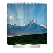 Ma'alaea Glory Shower Curtain
