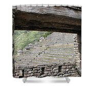Macchu Picchu 5 Shower Curtain