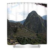 Macchu Picchu 8 Shower Curtain