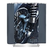 Machine Shower Curtain
