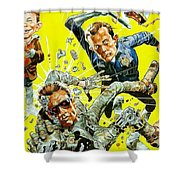 MAD Shower Curtain