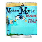 Madame Marie Shower Curtain