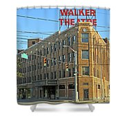 Madame Walker Theater, Indianapolis Shower Curtain