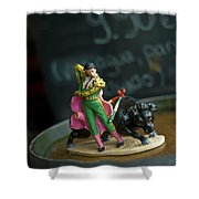 Made In China Matador Shower Curtain
