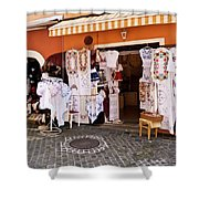 Made In Szentendre Shower Curtain