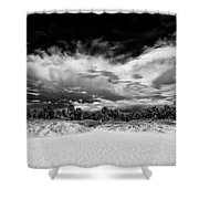 Madeira Beach  Shower Curtain