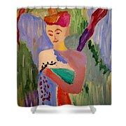 Madeline Shower Curtain