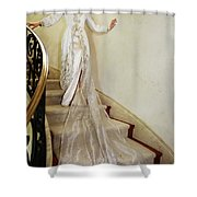 Mademoiselle French Collection 2 Shower Curtain
