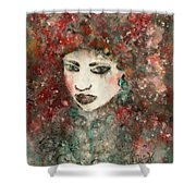 Mademoiselle Shower Curtain