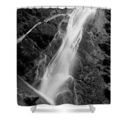 Madison Creek Falls Twelve Shower Curtain