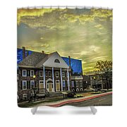 Madisonville Sunrise Shower Curtain