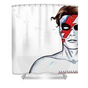 Madman Shower Curtain