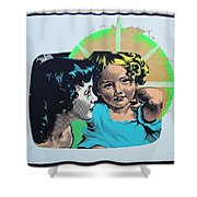 Madonna De Milo Shower Curtain