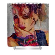 Madonna Collection - 2 Shower Curtain