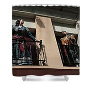 Madrid Romance Shower Curtain