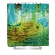 Maelstrom Shower Curtain