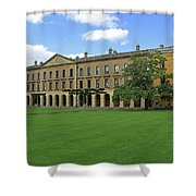 Magdalen New Building Shower Curtain