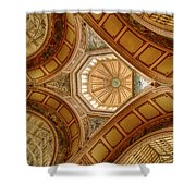 Magestic Architecture II Shower Curtain