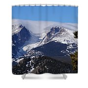 Magestic Mountain Shower Curtain