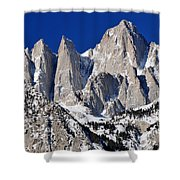 Magestic Whitney Shower Curtain