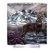 Magesty Shower Curtain