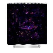 Magic After Midnight Shower Curtain