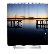 Magic At Bodega Bay California Shower Curtain