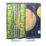 Magic Bamboo Shower Curtain