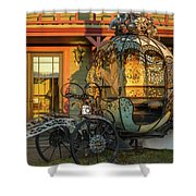 Magic Carriage Shower Curtain