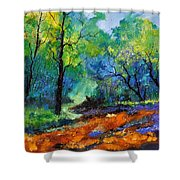 Magic Forest 79 Shower Curtain