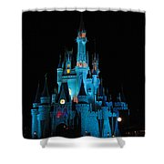 Magic Kingdom Shower Curtain