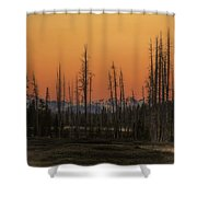 Magic Morning Shower Curtain