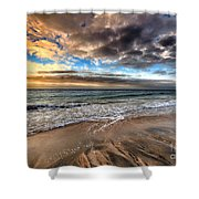 Magic Of Colours Shower Curtain