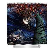 Magic Tree Of Wonder Shower Curtain