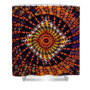 Magic Tricks Shower Curtain