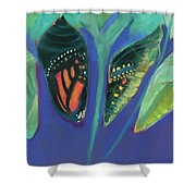 Magical Changes Shower Curtain