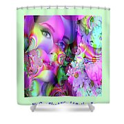 Magical Day Shower Curtain