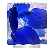 Magical Flower I Shower Curtain