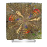 Magical Moment Shower Curtain