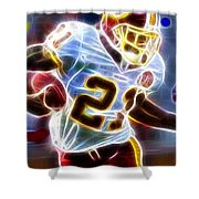 Magical Sean Taylor Shower Curtain