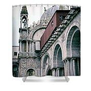 Magical Venice Shower Curtain
