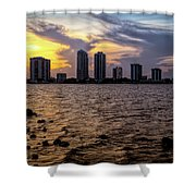 Magical View Shower Curtain