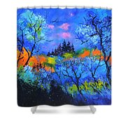 Magis Forest Shower Curtain