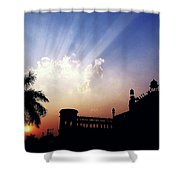 Magnificent Sky  Shower Curtain
