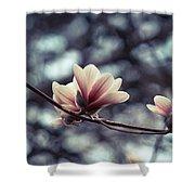 Magnolia Blossom 2 Shower Curtain