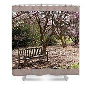 Magnolia Garden 7019 Shower Curtain