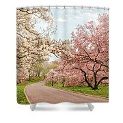 Magnolia Grove Shower Curtain